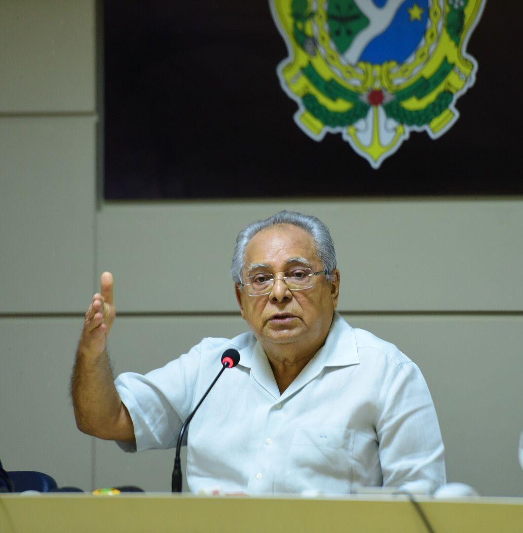 Amazonino Mendes apresenta Adin no STF para assegurar vantagens da Zona Franca de Manaus