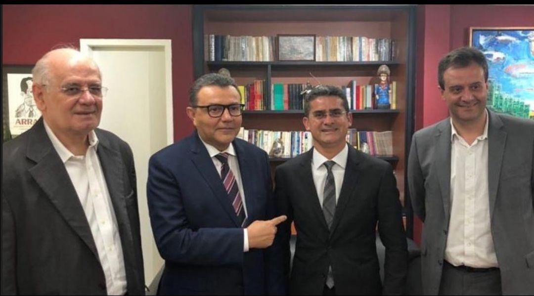 David espera tramite de desfiliação do PSD para anunciar ida para PSB de Serafim Correa