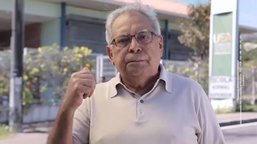 TRE-AM proíbe Amazonino de fazer campanha eleitoral em obras públicas