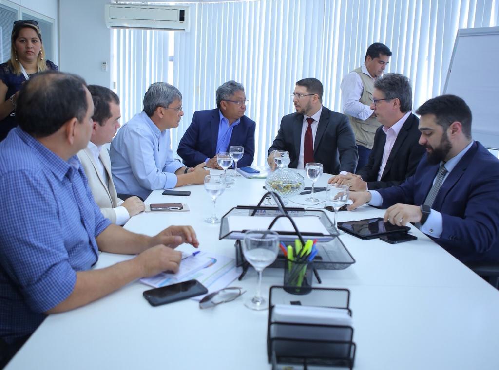 Equipes de transição iniciam trabalhos para a próxima gestão do Estado do Amazonas