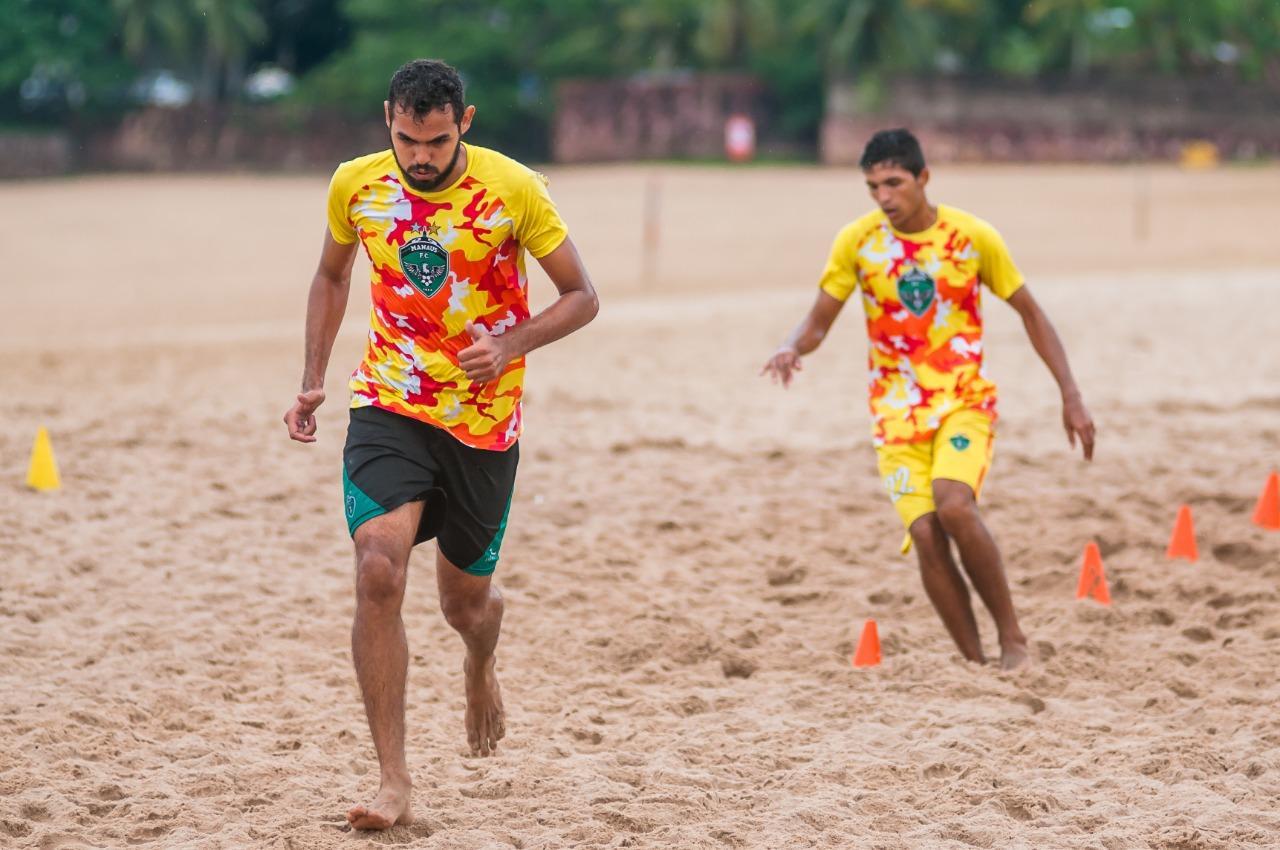 Goleiros do Manaus FC iniciam preparação para 2019