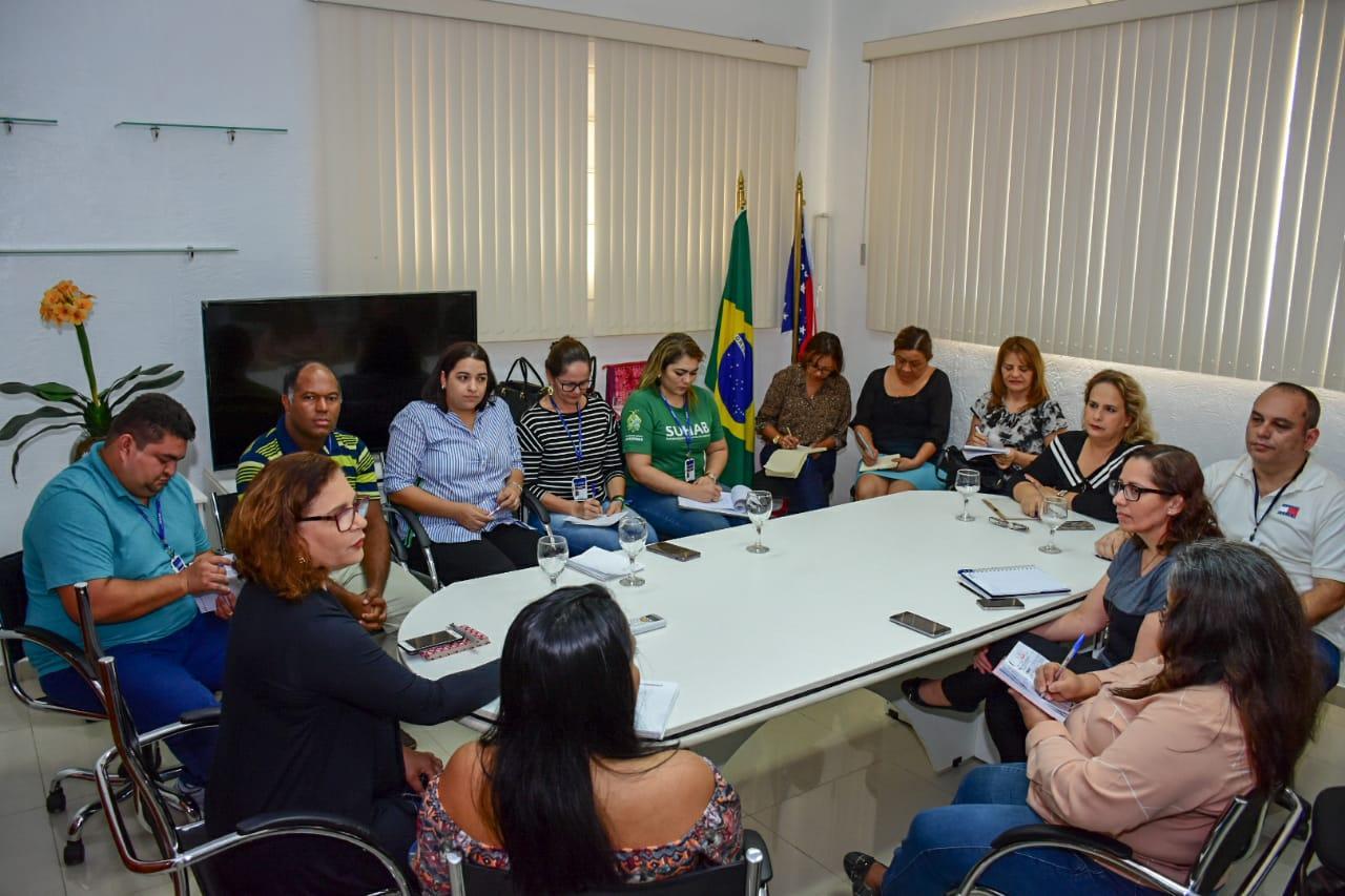 Instituições dão início ao processo de transparência da lista oficial dos inscritos nos programas habitacionais do Estado