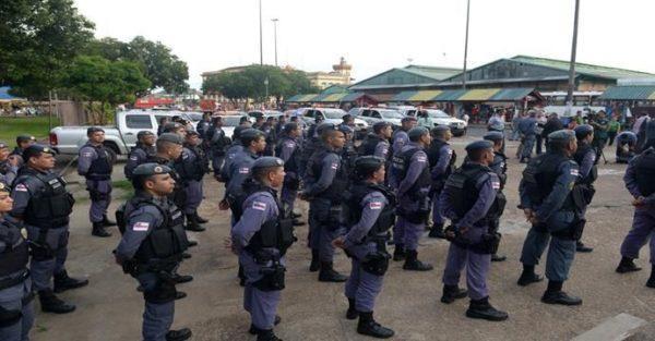 Juíza determina que Estado do AM corrija data de promoção de oficiais da Polícia Militar