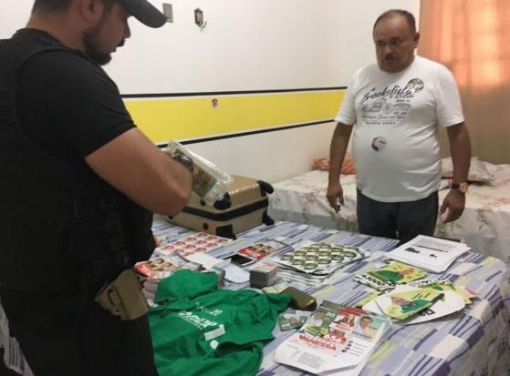 Ex-prefeito de Nhamundá sumiu com provas que podiam incriminar Wilson Lima, diz advogado