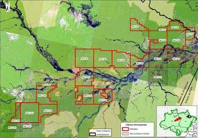 MPF solicita manifestação da ANP e retirada de leilão de blocos de petróleo e gás natural no AM