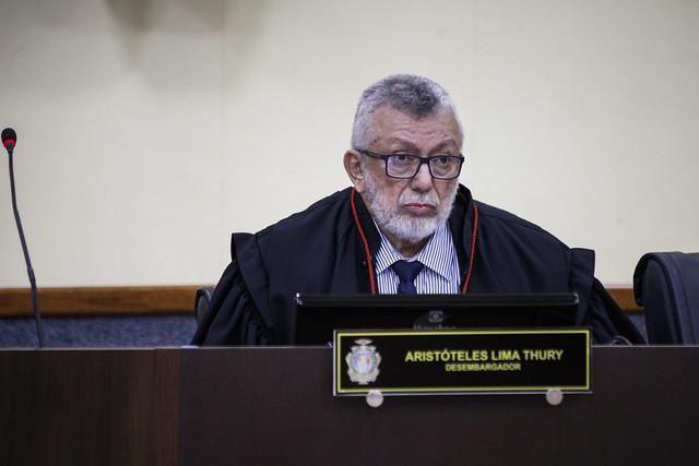 Presidente do TRE é internado em UTI com Covid-19