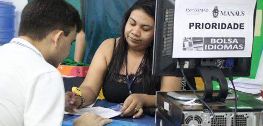 Bolsa Idiomas abre inscrições para 15 mil vagas nesta segunda (27)