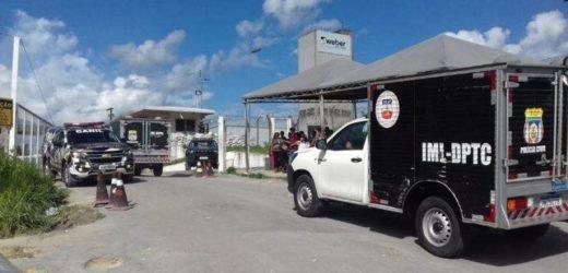 Corpos de 35 detentos já foram identificados pelo IML