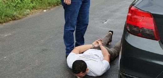 Motorista de aplicativo liderava quadrilha que realiza assaltos em Manaus (Veja vídeo)