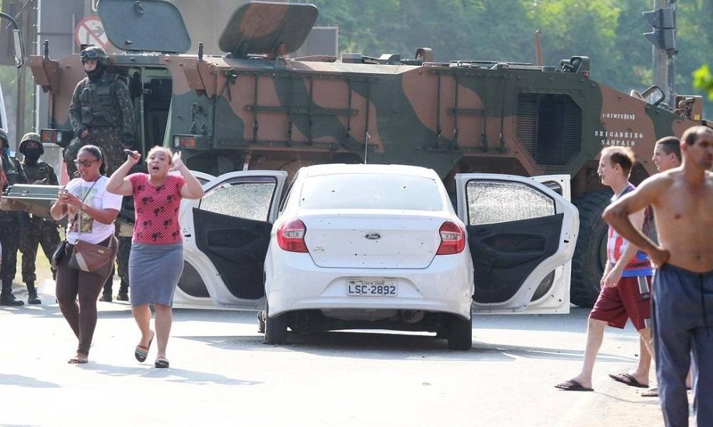STM manda soltar nove militares presos por fuzilamento de carro onde músico foi morto