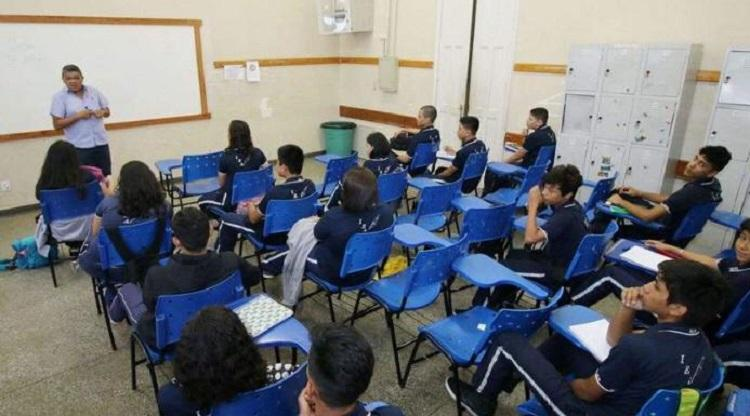 Rede pública de ensino inicia rematrícula automática de alunos nesta segunda