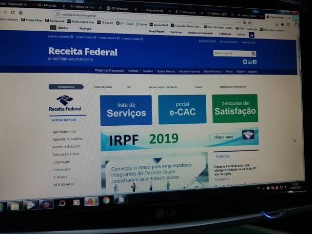 Amazonas tem mais de 33 mil contribuintes com direito à restituição no 3º Lote do IRPF de 2019
