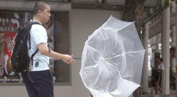 Tempestade tropical atinge Japão e mais de 760 voos são cancelados