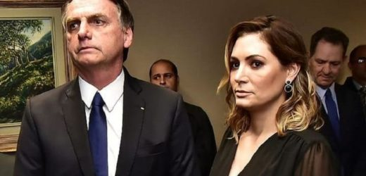 Michelle e Jair Bolsonaro gastaram R$ 6,1 milhões com cartão de crédito presidencial em 7 meses e colocam sigilo nos gastos
