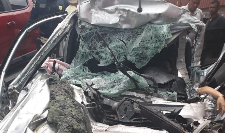 Acidente de trânsito na BR-174 deixa uma pessoa morta