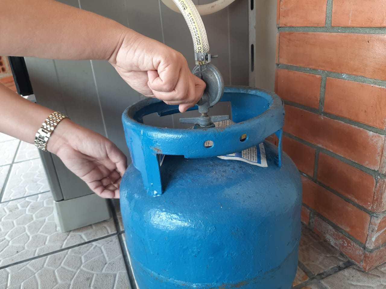 Botijão de gás de 13 quilos terá reajuste nos próximos dias