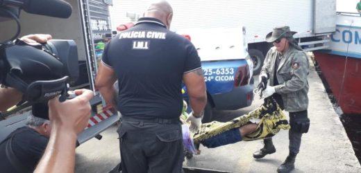 Após se envolver em confusão, homem é encontrado morto dentro de barco em Manaus