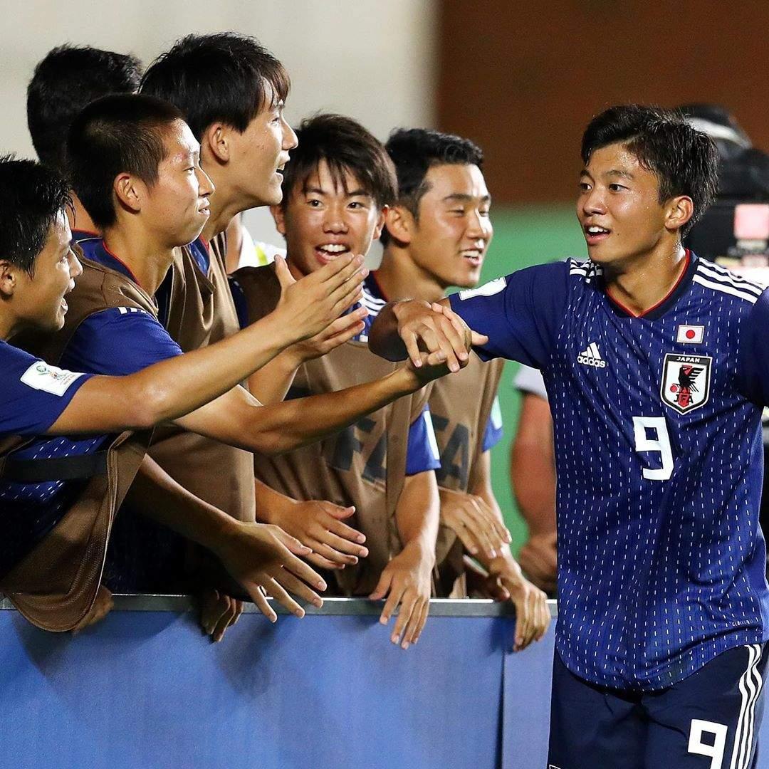 Coreia do Sul e Japão estreiam com vitória no Mundial Sub-17