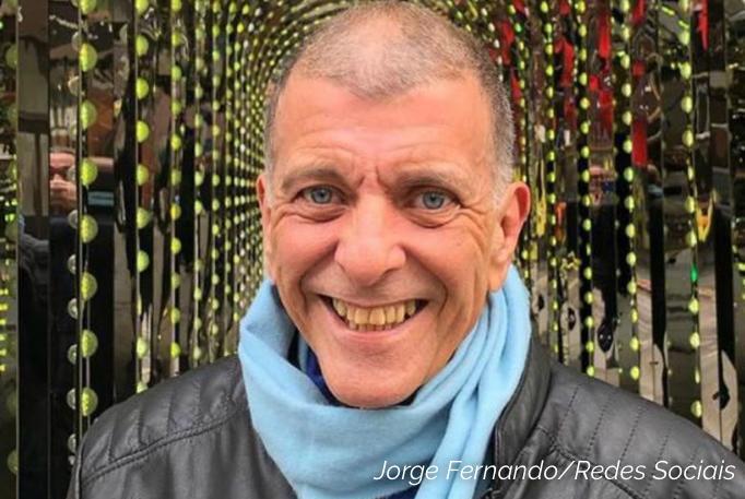 Morre no Rio o ator e diretor Jorge Fernando