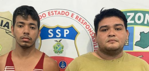 Polícia Civil prende dupla pela autoria de homicídio ocorrido em Coari