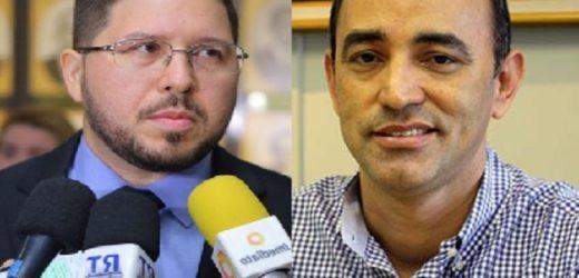 Vice-governador Carlos Almeida aposenta Afonso Lobo com salário de R$ 61 mil