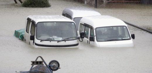 Japão procura vítimas do tufão Hagibis