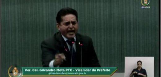 """Caso Flávio: vereador chama Chico Preto de """"canalha"""" e """"moleque"""""""