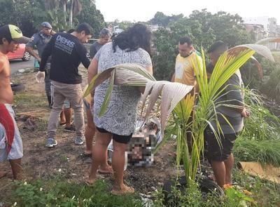 Em Manaus, homem é torturado, esfaqueado e jogado em igarapé