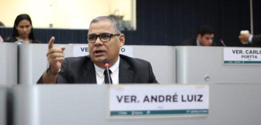 Vereador André Luiz destaca benefícios da BR-319 para Manaus durante tribuna popular