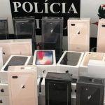 Operação 'Maçã Proibida' apreende cerca de três mil produtos falsificados da Apple
