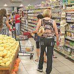 Setor supermercadista acumula alta de 3,48%