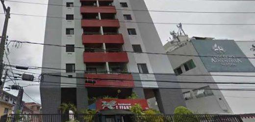 Quatro pessoas morrem após queda de elevador em Santos