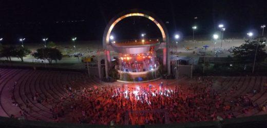 Projeto Viva Saúde comemora três anos de atividades com aulão de ritmos na Ponta Negra