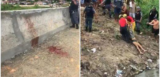 Corpo de mulher é encontrado boiando em igarapé no Tancredo Neves