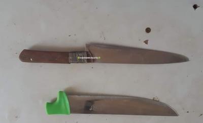 No Amazonas, adolescente é preso após tentar matar homem a facadas
