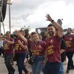 MPAM vai ao sambódromo divulgar o respeito aos idosos e as boas práticas neste carnaval