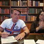 Em live, Bolsonaro pede serenidade e afirma que respeita os Poderes