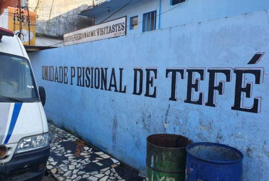 Por risco de contágio, Defensoria pede prisão domiciliar de detentos com Covid-19 em Tefé