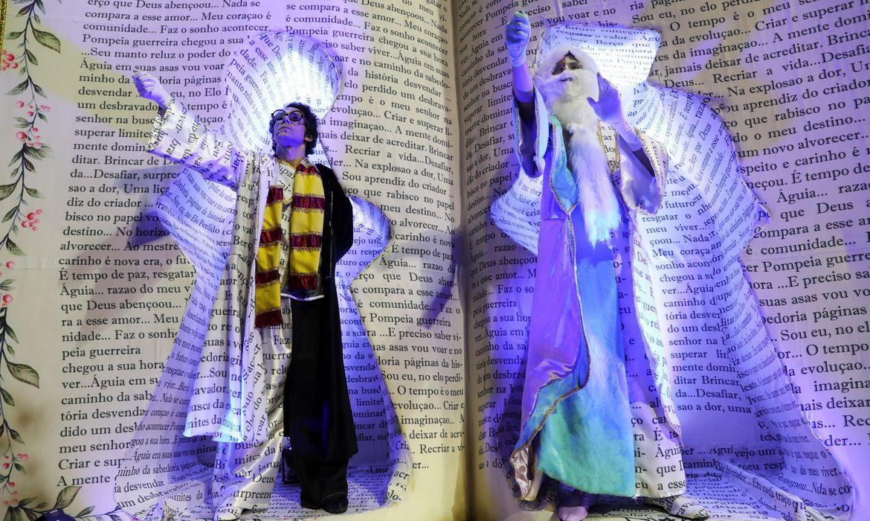 Saga de Harry Potter completa 20 anos no Brasil