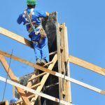 Infraestrutura cai em termos de valor na indústria da construção