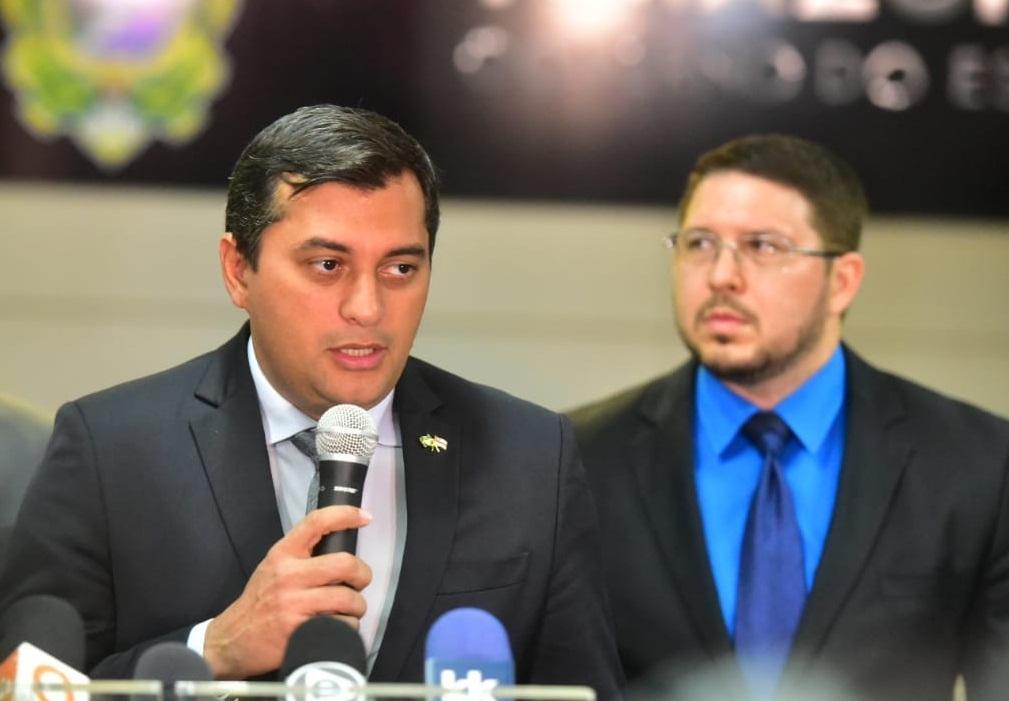 Vice-governador consegue nova liminar e garante cargos retirados por Wilson Lima