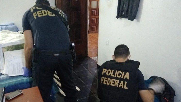 PF deflagra operação de repressão a disseminação de pornografia infantil na internet