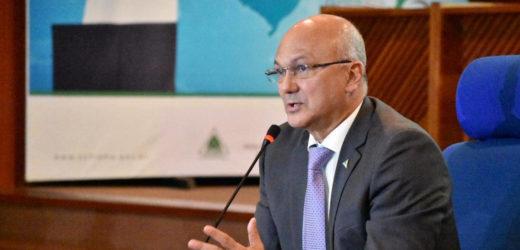 Governo Federal publica exoneração de Alfredo Menezes