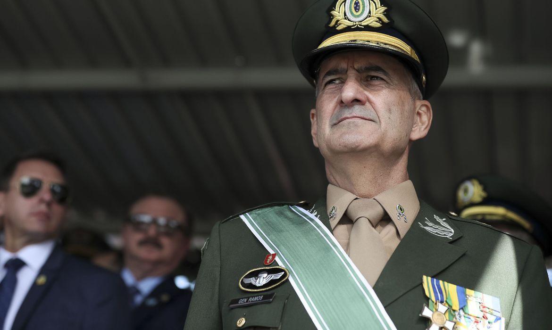 Ministro Ramos vai entrar para a reserva do Exército