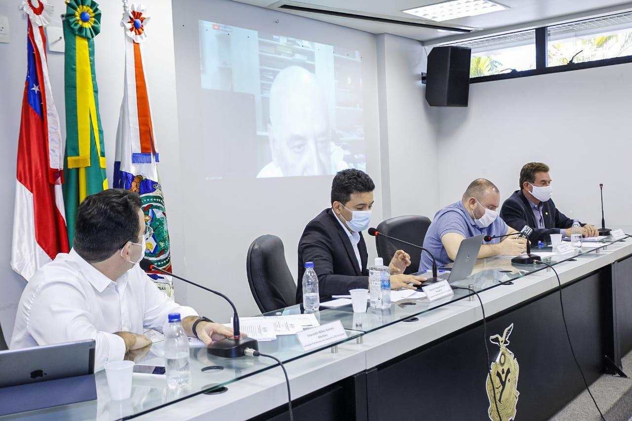 CPI da Saúde aprova requerimento que solicita inspeção do TCE no projeto Anjos da Saúde
