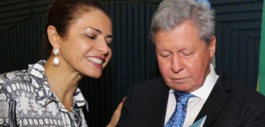 Ex-mulher de Arthur Neto tem nome citado em lista de 'fichas-sujas'