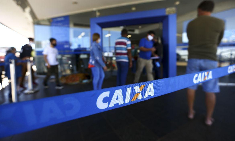 Caixa paga hoje auxílio emergencial para 9,4 milhões de trabalhadores