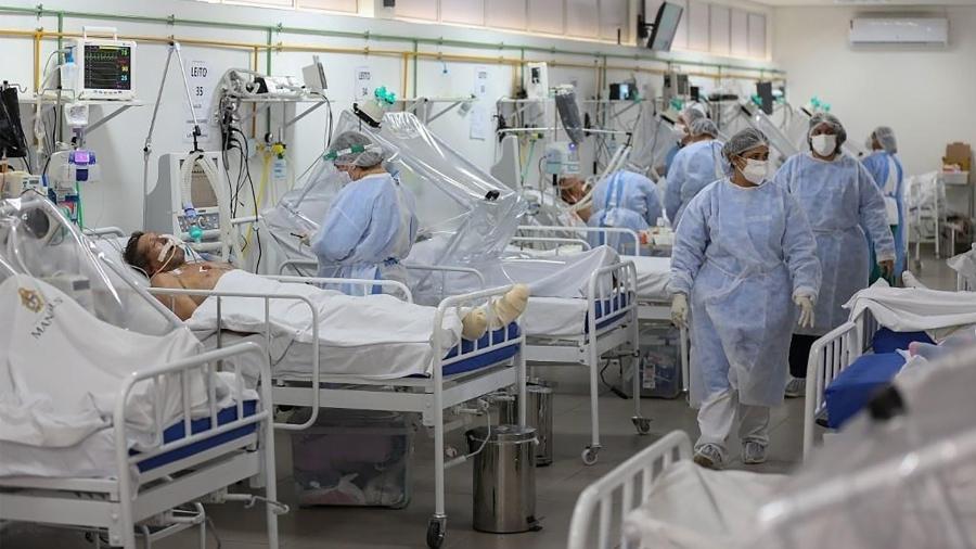 Onda de casos de covid-19 em Manaus contraria esperança de imunidade de rebanho
