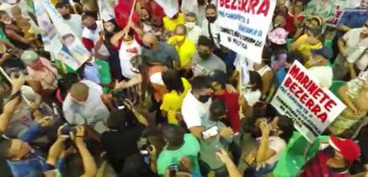Vídeo mostra força de Patrícia Lopes nas eleições de Presidente Figueiredo