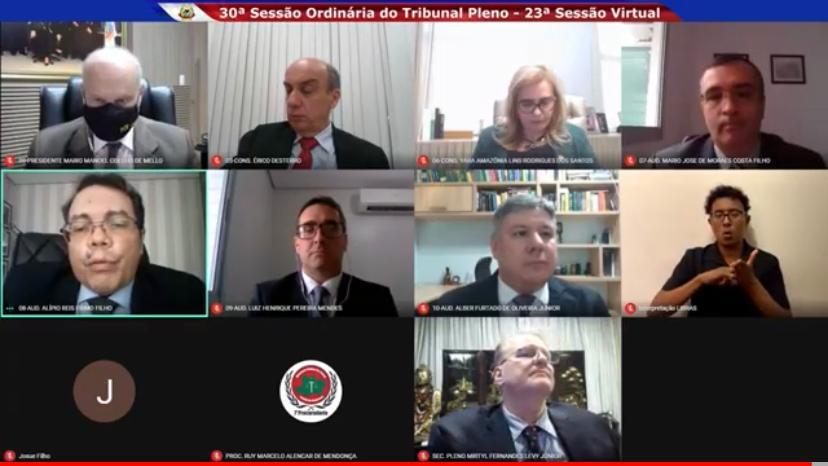 Pleno do TCE-AM multa ex-prefeito de Carauari em R$ 134,6 mil